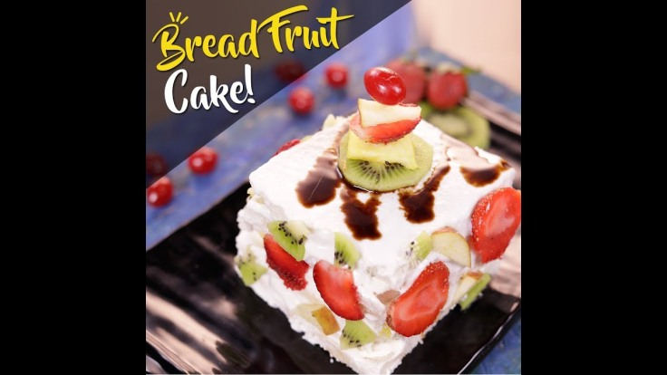 bread fruit cake